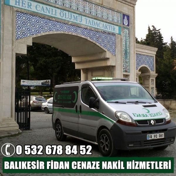 balikesir-cenaze-nakil-aracı